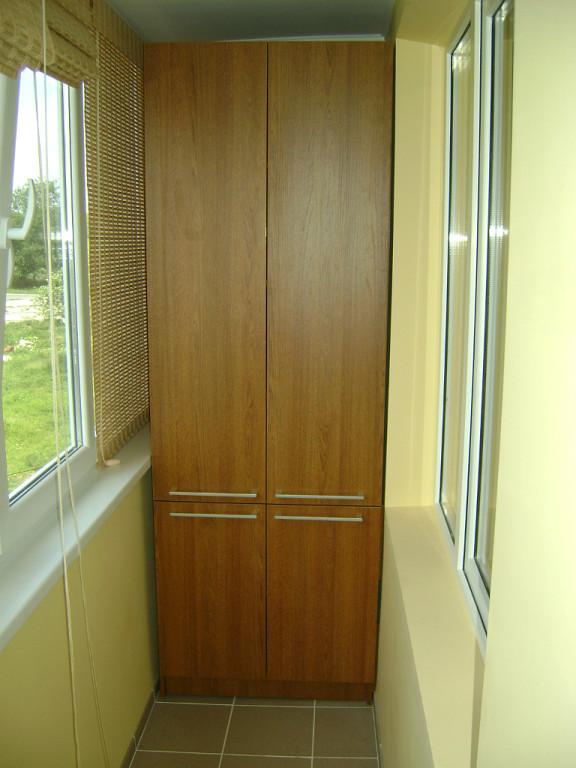 Цена шкафа-купе на балкон заказать в москве и подмосковье: а.