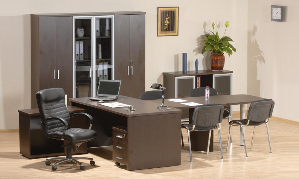 Эргономика и дизайн офисной мебели